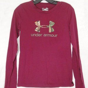 Under Armour Semi-fitted heat gear SM/P/P Camo